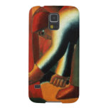 Woman Cutting, c.1900 Case For Galaxy S5