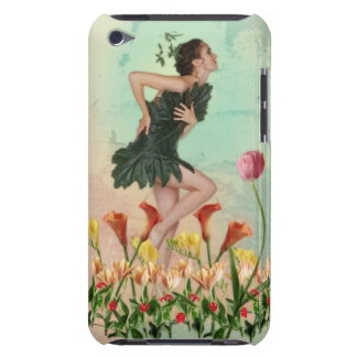 Woman dancing barely there iPod case