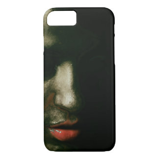 Woman - Digital Oil Painting iPhone 7 Case