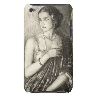 Woman Dressing 1918 iPod Touch Cases