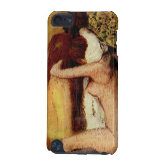 Woman Drying Her Neck iPod Touch 5G Case