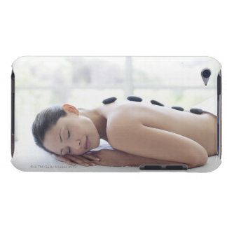 Woman enjoying lastone therapy barely there iPod cases