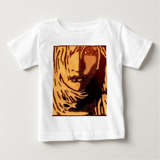 Woman face baby T-Shirt