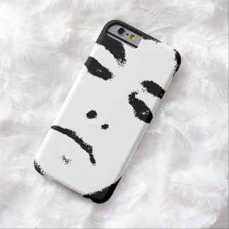 woman face barely there iPhone 6 case