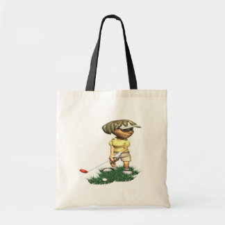 Woman Golfer Bags