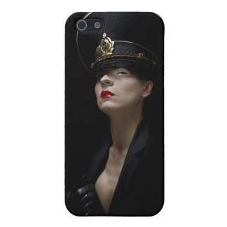 WOMAN IN DARK iPhone 5/5S COVERS