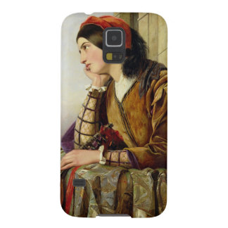 Woman in Love 1856 Cases For Galaxy S5