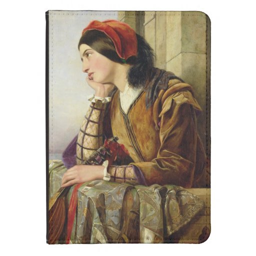 Woman in Love, 1856 Kindle Touch Cover