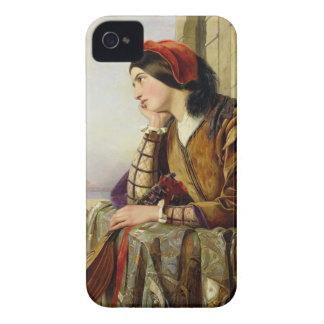 Woman in Love, 1856 iPhone 4 Case-Mate Case