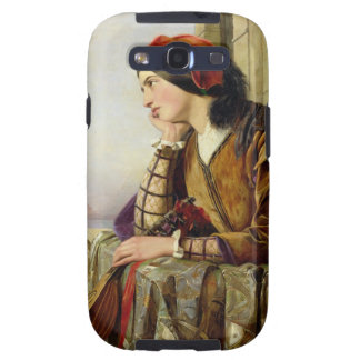 Woman in Love, 1856 Samsung Galaxy S3 Case