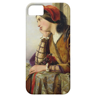 Woman in Love 1856 iPhone 5 Cover