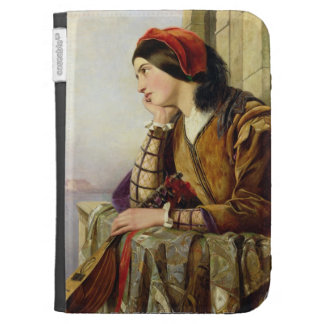 Woman in Love, 1856 Kindle Keyboard Covers