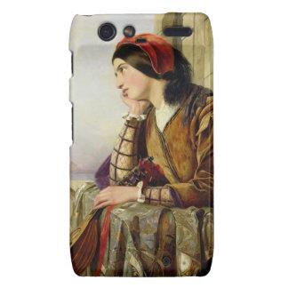 Woman in Love, 1856 Motorola Droid RAZR Case