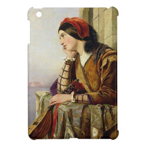 Woman in Love, 1856 iPad Mini Case
