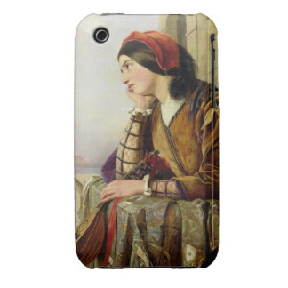 Woman in Love, 1856 iPhone 3 Covers