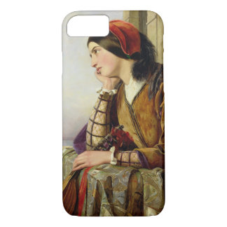 Woman in Love, 1856 iPhone 7 Case