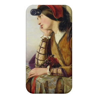 Woman in Love, 1856 iPhone 4/4S Case