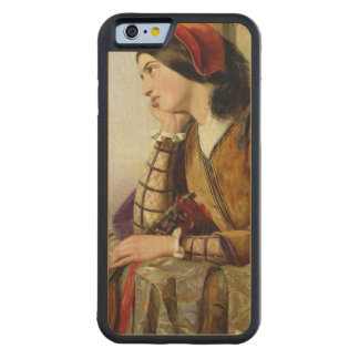 Woman in Love, 1856 Maple iPhone 6 Bumper Case