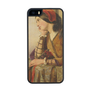 Woman in Love, 1856 Wood iPhone SE/5/5s Case