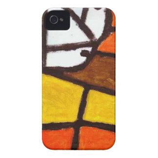 Woman in Peasant Dress by Paul Klee iPhone 4 Cases