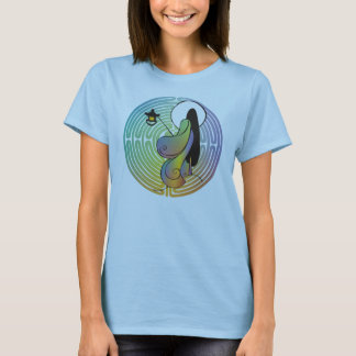 Woman in the Labyrinth T-Shirt