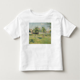 Woman in the Meadow at Eragny, Spring, 1887 Toddler T-Shirt