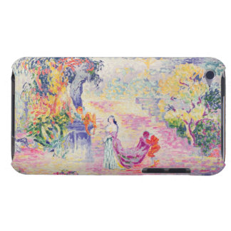 Woman in the Park, 1909 (oil on canvas) iPod Touch Cover
