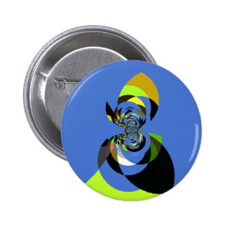 Woman of Colors 6 Cm Round Badge