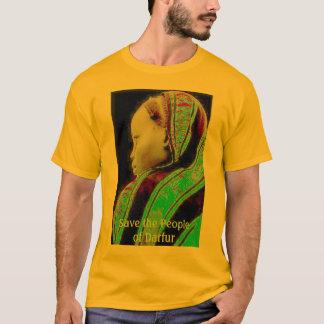 Woman of Darfur T-Shirt