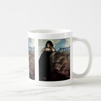Woman Of The People In An Elegant Dress Mugs