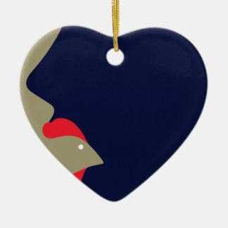 Woman.pdf Christmas Ornament