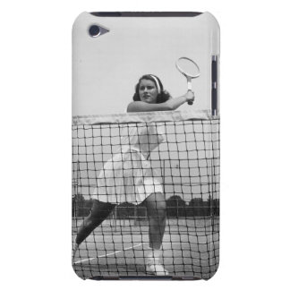 Woman Playing Tennis Case-Mate iPod Touch Case