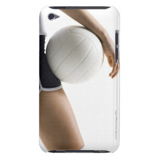 woman playing volleyball iPod touch covers
