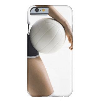 woman playing volleyball barely there iPhone 6 case