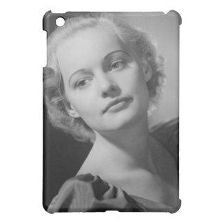 Woman Posing 2 iPad Mini Cover
