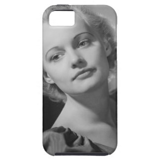 Woman Posing 2 iPhone 5 Case