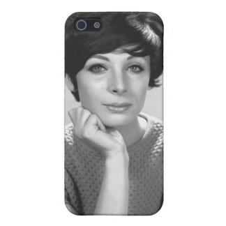 Woman Posing Case For The iPhone 5