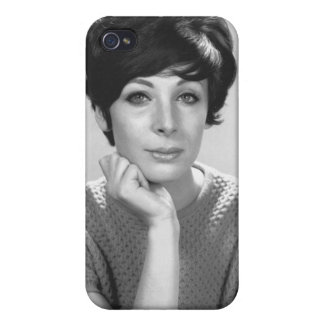 Woman Posing iPhone 4 Cover