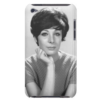 Woman Posing iPod Touch Cover