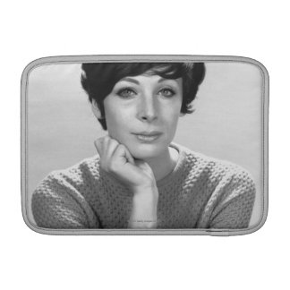 Woman Posing MacBook Sleeve