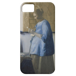 Woman Reading a Letter, c.1662-63 (oil on canvas) Case For The iPhone 5