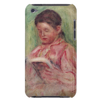Woman Reading (oil on canvas) Case-Mate iPod Touch Case
