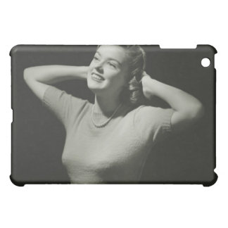 Woman Relaxing Case For The iPad Mini