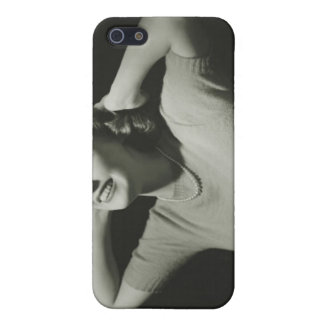 Woman Relaxing iPhone 5/5S Case