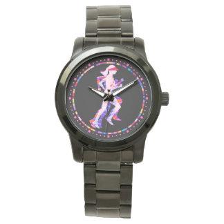 Woman Runner Watch