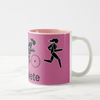 Woman s Triathlete Mug