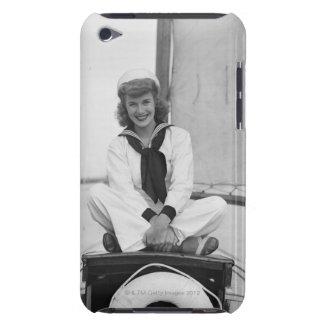 Woman Sailor Case-Mate iPod Touch Case