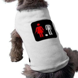 Woman Scorned Sleeveless Dog Shirt