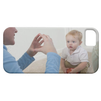 Woman signing the word 'Ball' in American Sign Barely There iPhone 5 Case