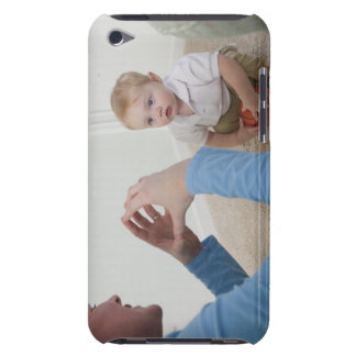 Woman signing the word 'Ball' in American Sign Case-Mate iPod Touch Case